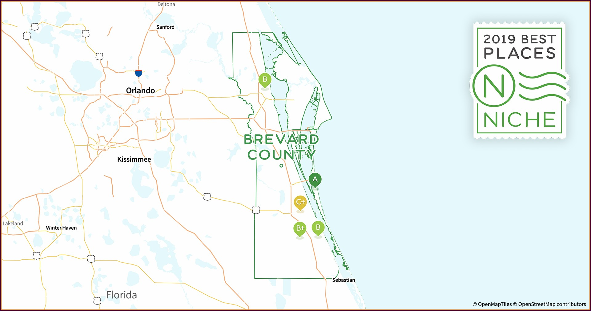 Brevard County Flood Zone Map