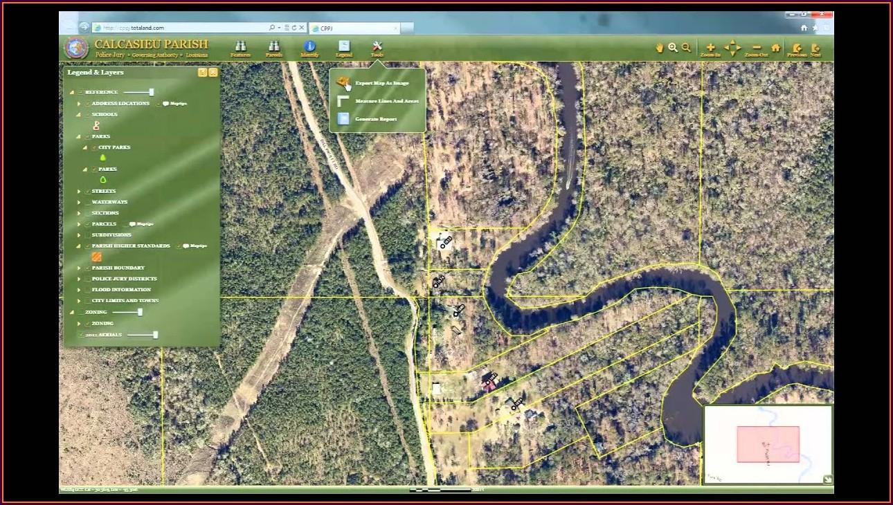 Calcasieu Parish Gis Mapping