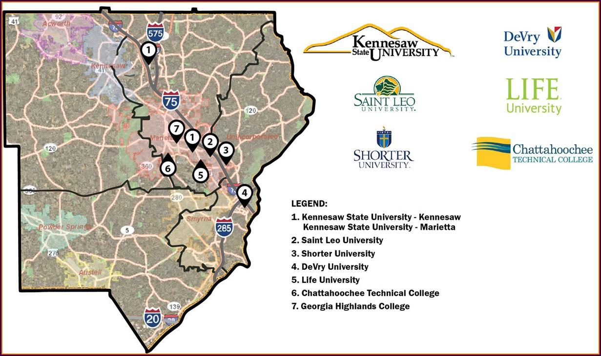 Cobb County Tax Assessor Maps