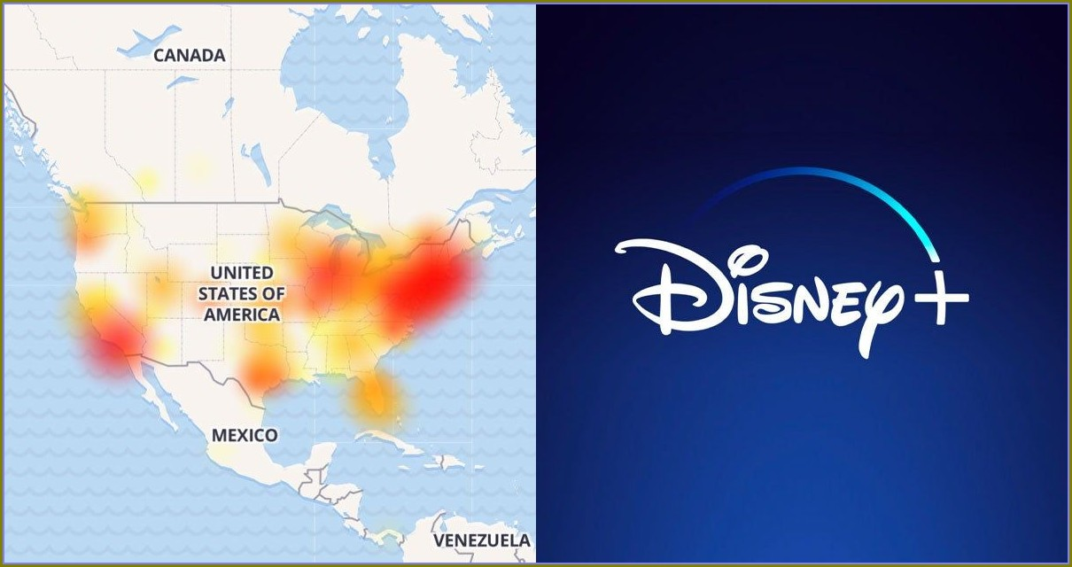 Dish Network Internet Outage Map