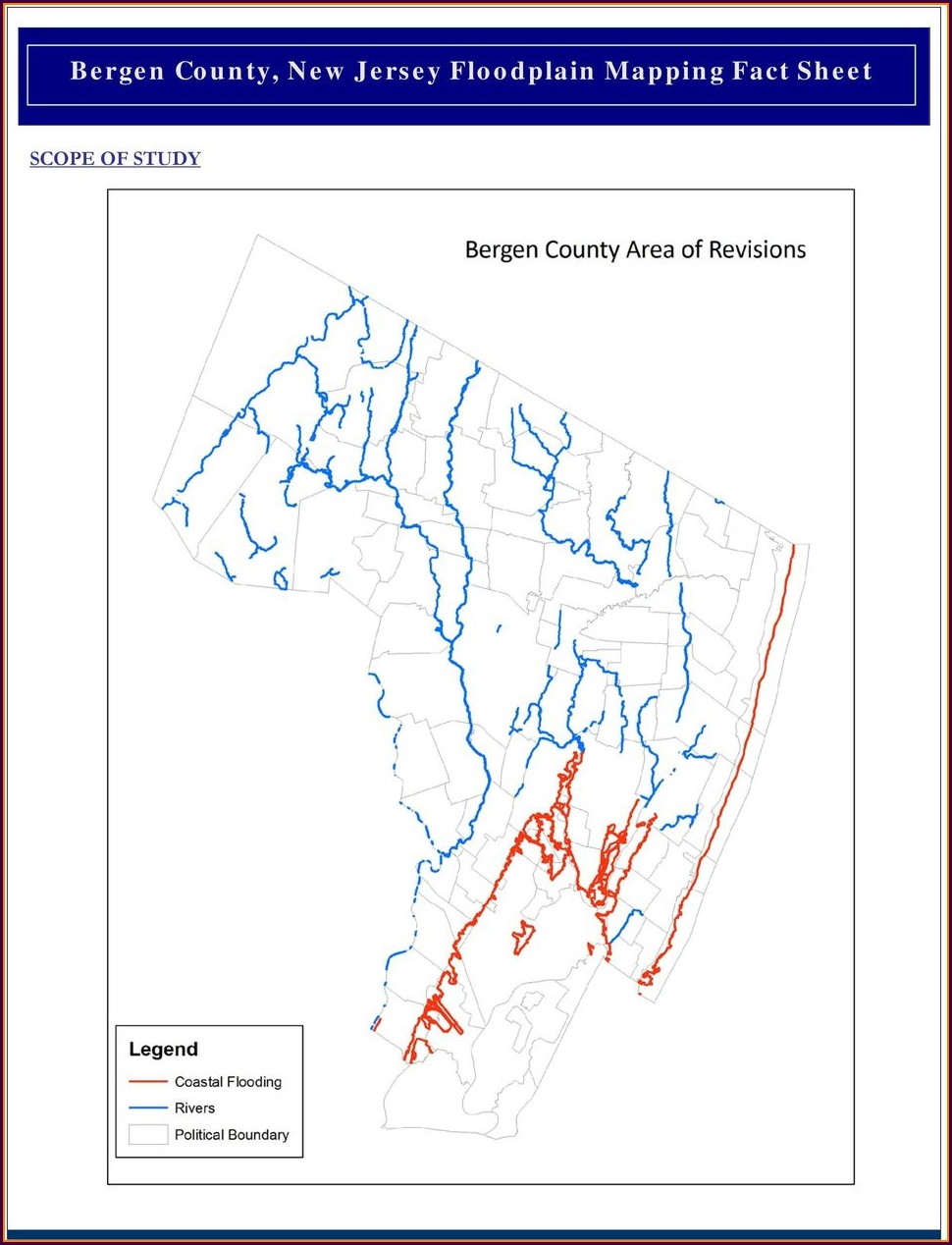 Dumont Nj Flood Zone Map