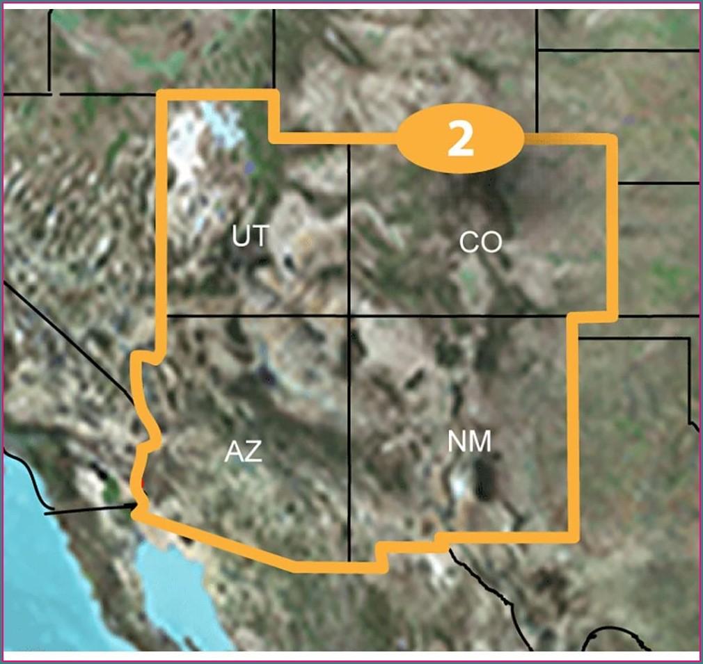 Garmin 24k Topo Maps Southwest