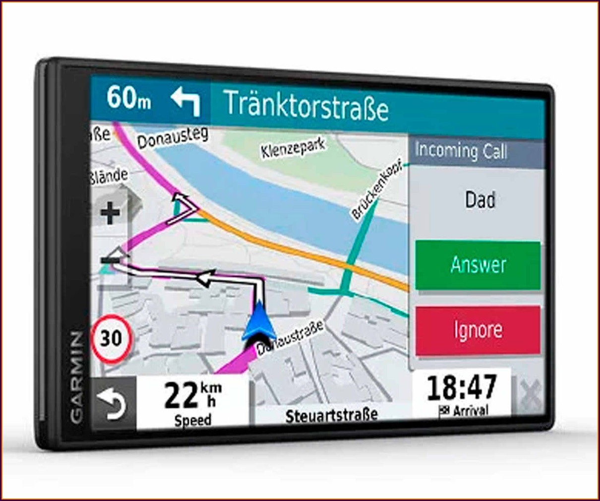 Garmin With Europe Maps Preloaded