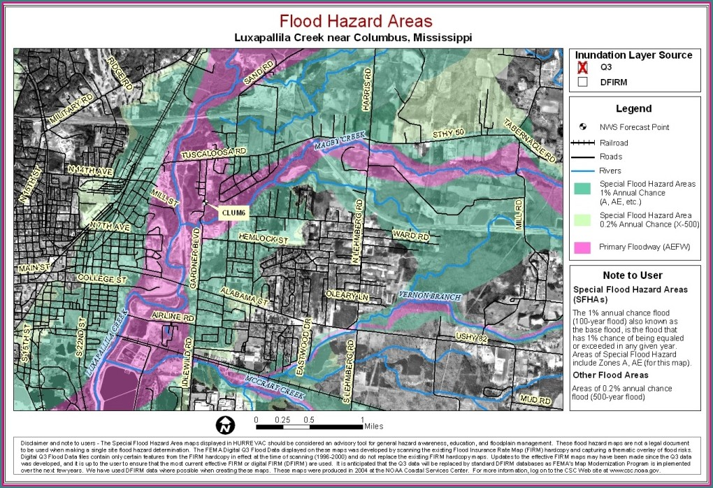 Hancock County Ms Flood Zone Map