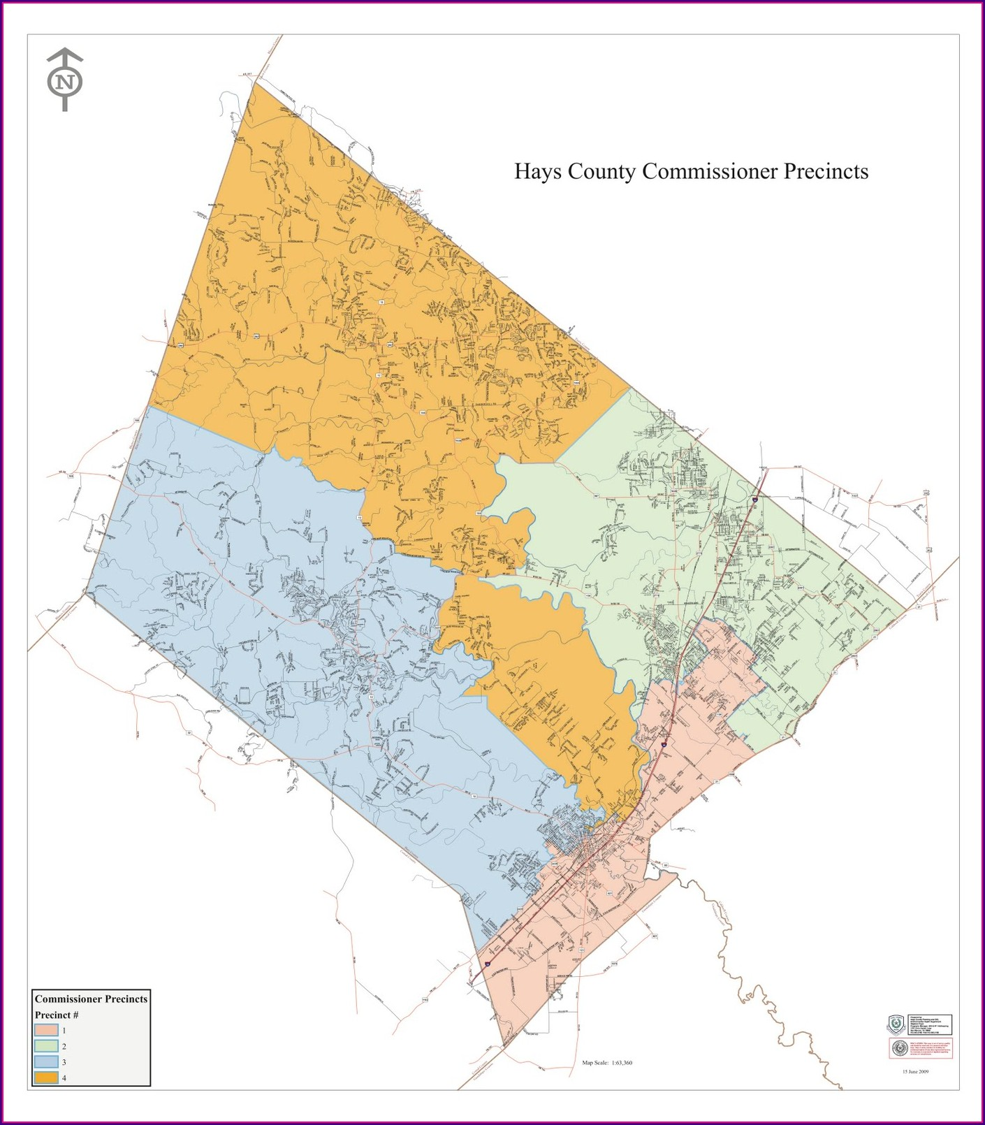 Hays County Plat Maps