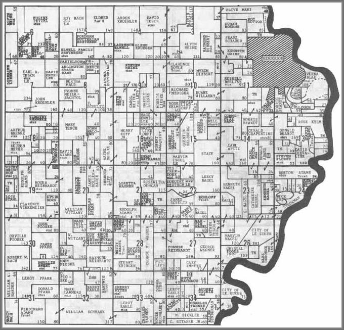 Henderson County Plat Maps