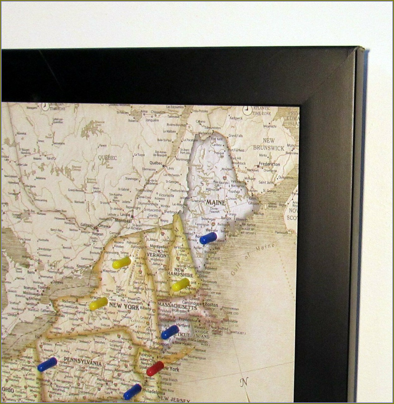 Home Magnetics Usa Magnetic Pin Travel Maps