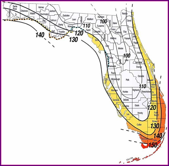 Hud Wind Zone Map