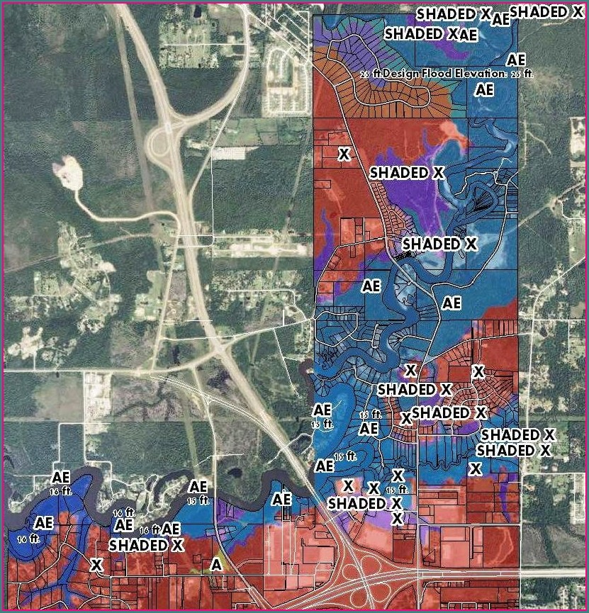 Jackson County Ms Flood Map