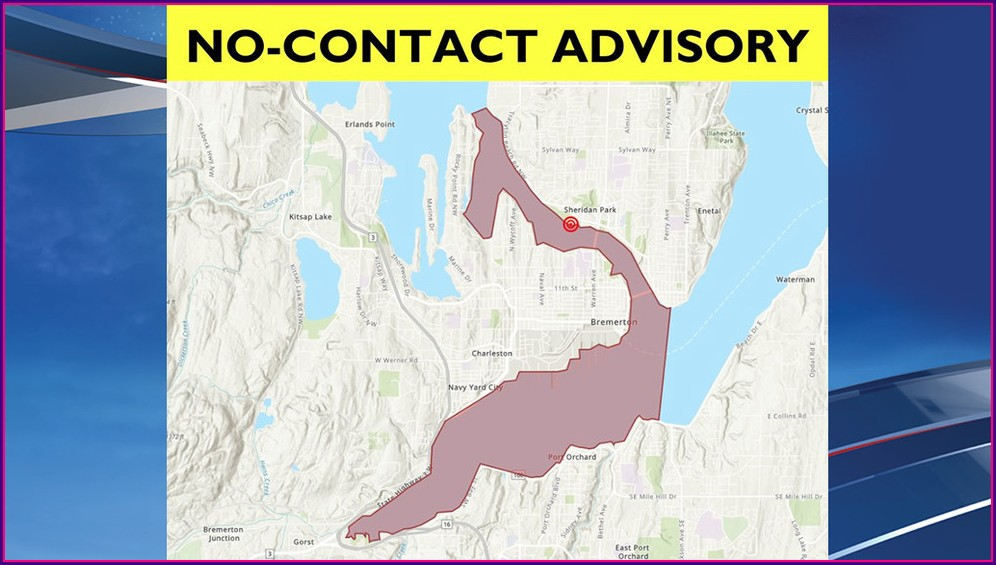 Kitsap County Sewer Map