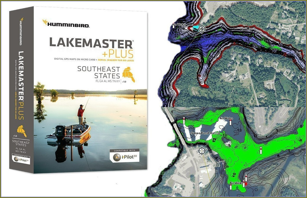 Lakemaster Maps Lake List
