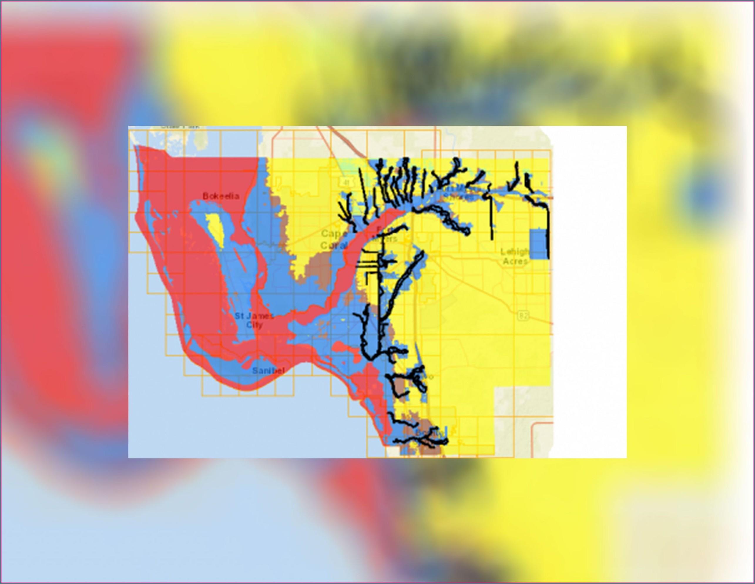Lee County Fl Flood Maps