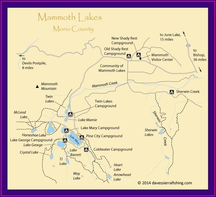 Mono County Assessor Maps