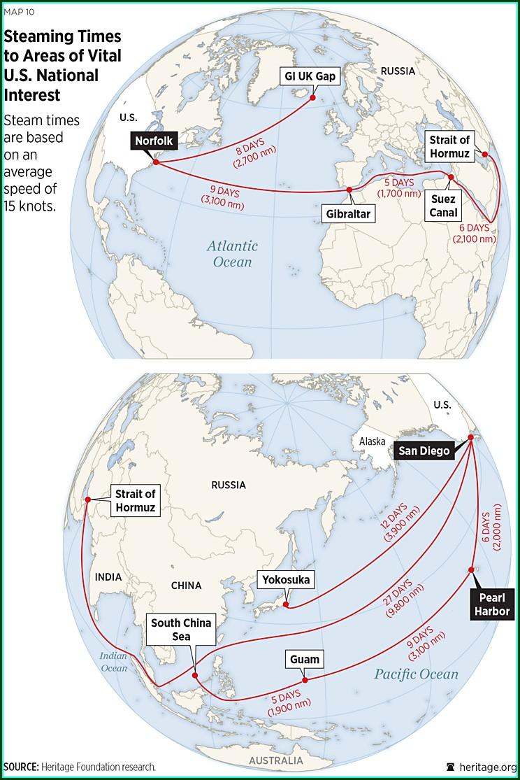 Navy Map Program Package