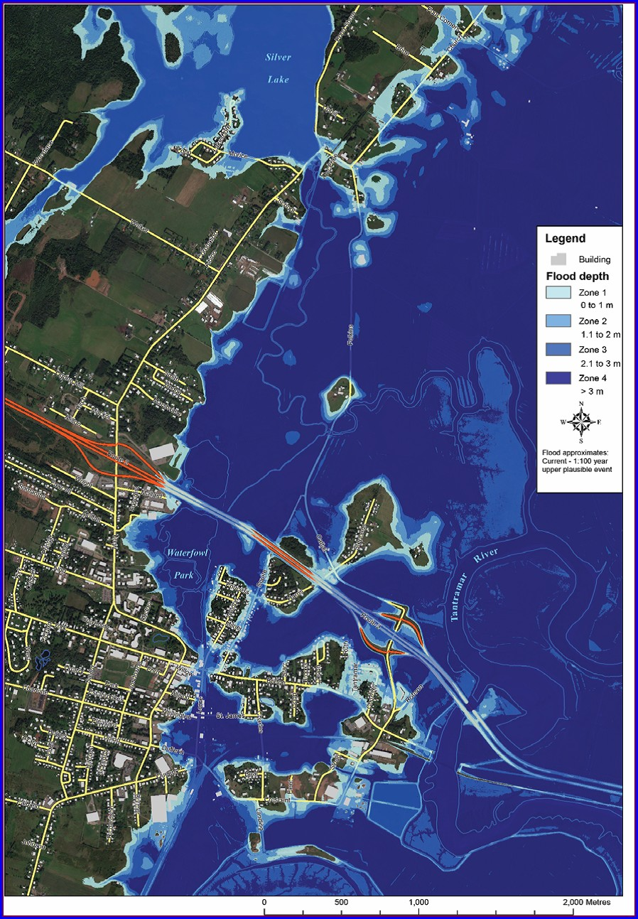 New Brunswick Flood Zone Map 2019