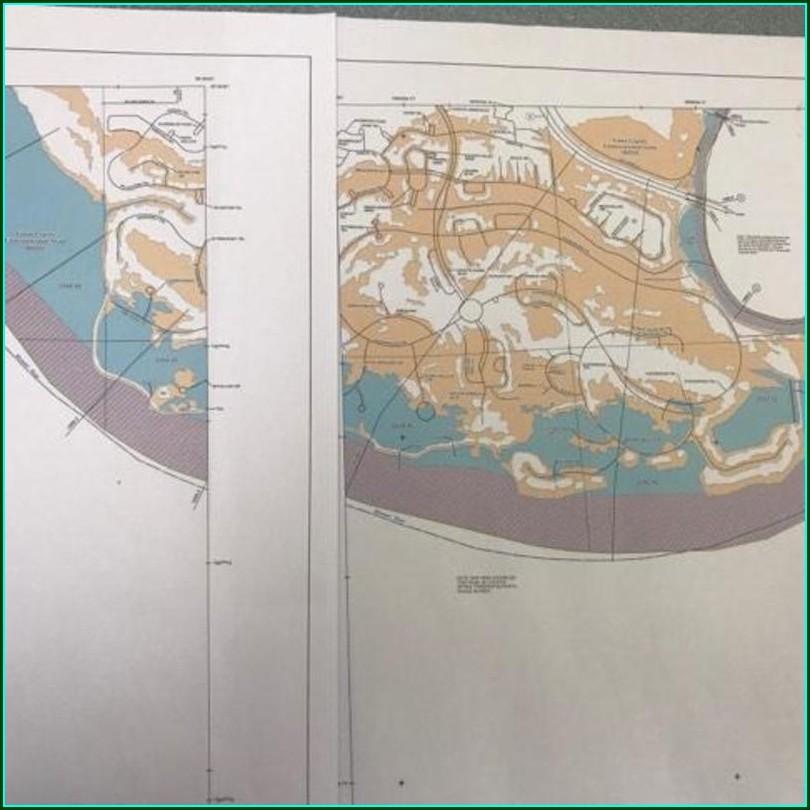 New Sioux Falls Flood Plain Map