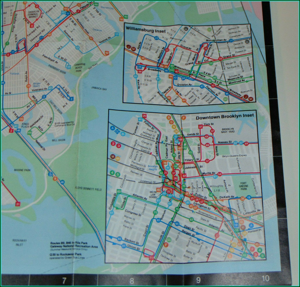Nice Bus Routes Map