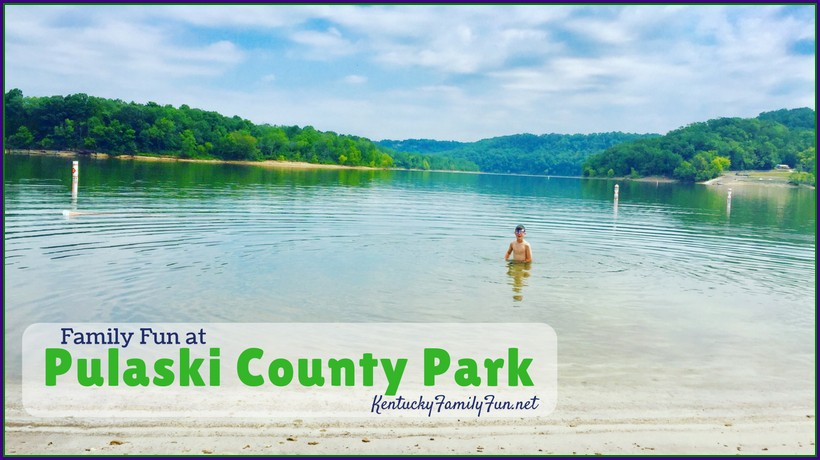 Pulaski County Park Campground Map