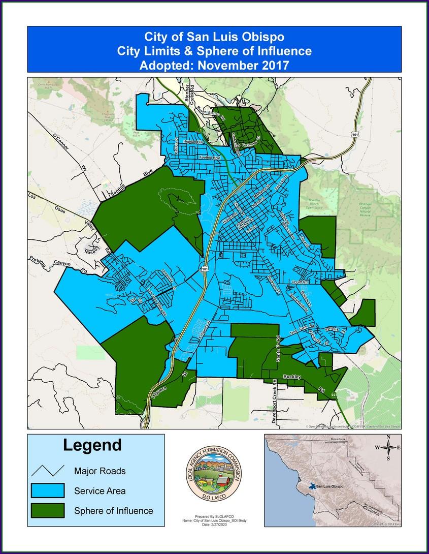 San Luis Obispo County Assessor Maps