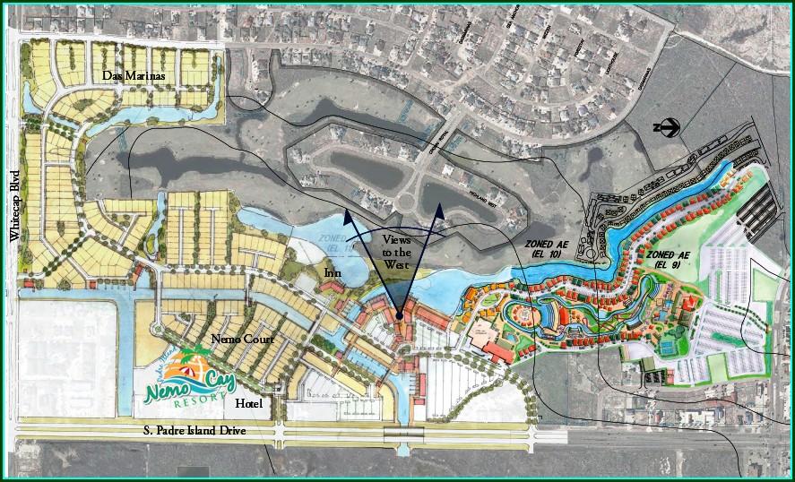 Schlitterbahn Corpus Christi Park Map