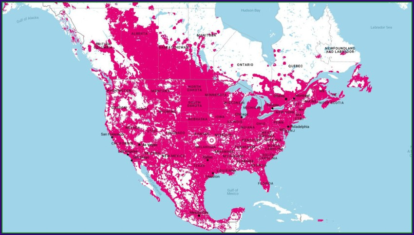 T Mobile Coverage Map Ky
