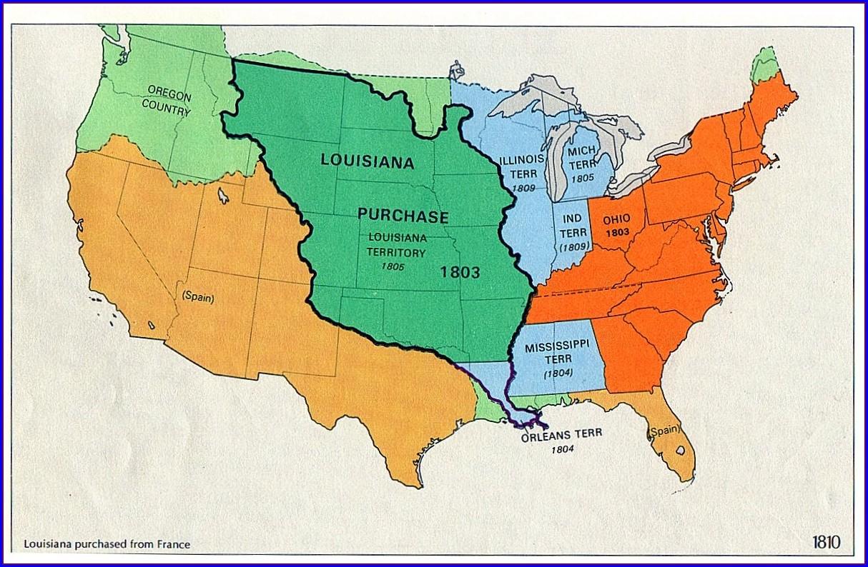 Territorial Expansion Map Worksheet