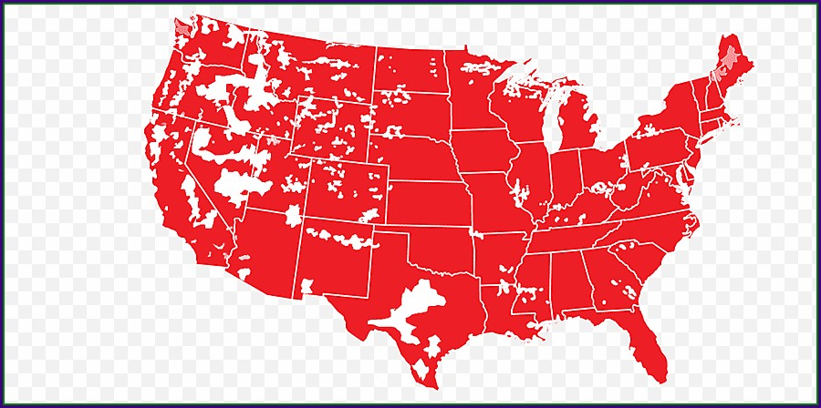 Verizon Straight Talk Coverage Map