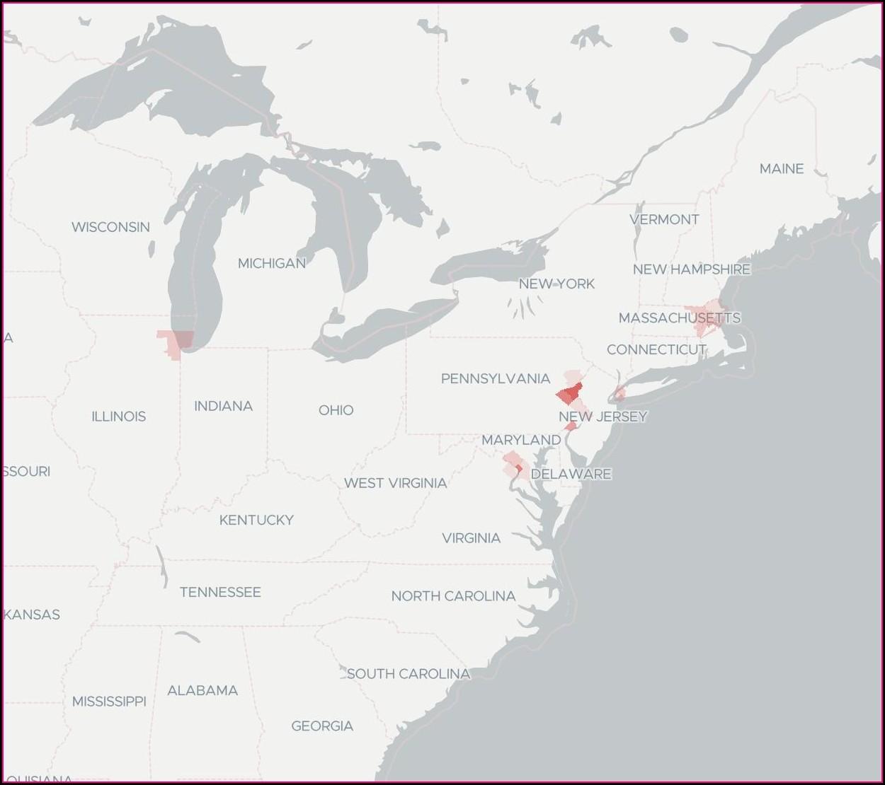 Wave Broadband Coverage Map