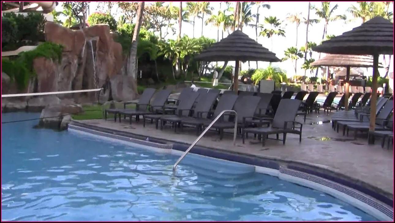 Westin Maui Resort Map