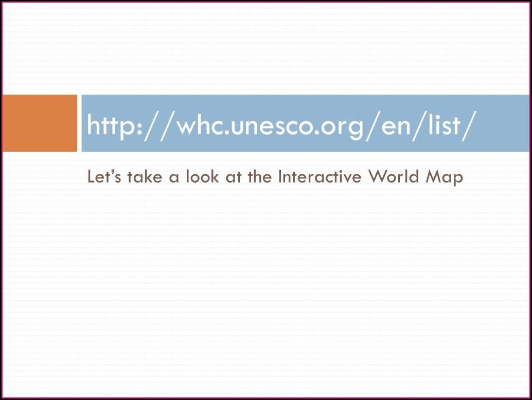 Whc Unesco Org En Interactive Map