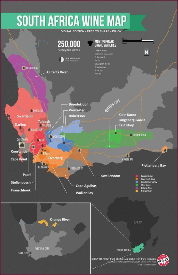 Wine Folly Wine Maps