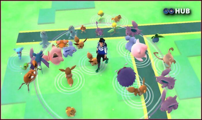 Worcester Pokemon Go Map