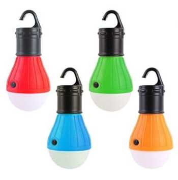 Viewpick LED Light Bulb (4 pack)- Multi Color