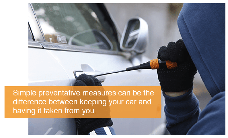 Car Theft Prevention & Safety Tips