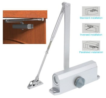 Door Closer 80kg (45kg – 85kg)
