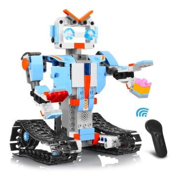 AOKESI Remote Control Robot Building Blocks E...