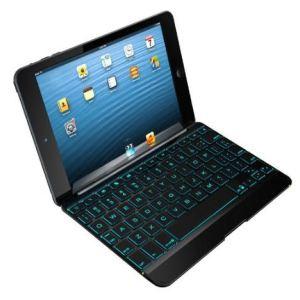 Zagg Keyes Cover Bluetooth Keypad for iPad Mini