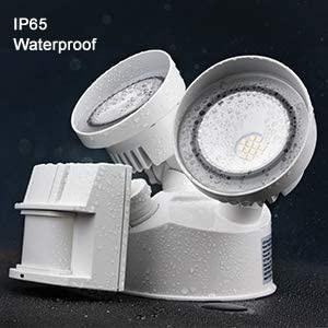 20W LED Security Flood Lights with Motion Sensor