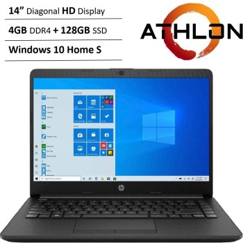 HP 14″ HD WLED Backlit High Performance...