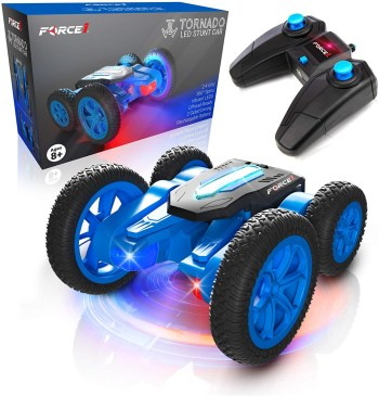 Force1 Tornado LED Remote Control Car