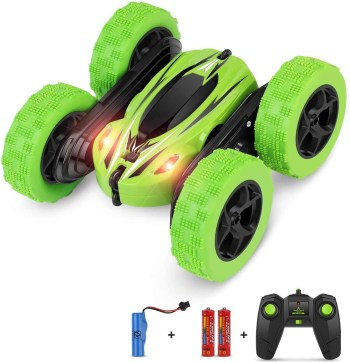 Remote Control Stunt Car Double Sided