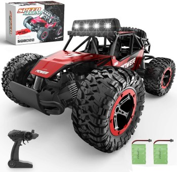 BEZGAR 17 Remote Control RC Monster Vehicle Truck