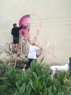 Medellín has an amazing street art culture!