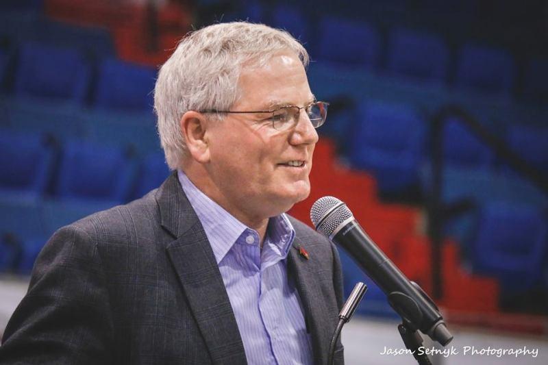 MPP Jim McDonell Cornwall Ontario 2016
