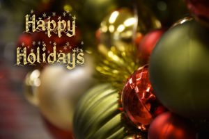 Agree to Disagree : Happy Holidays?