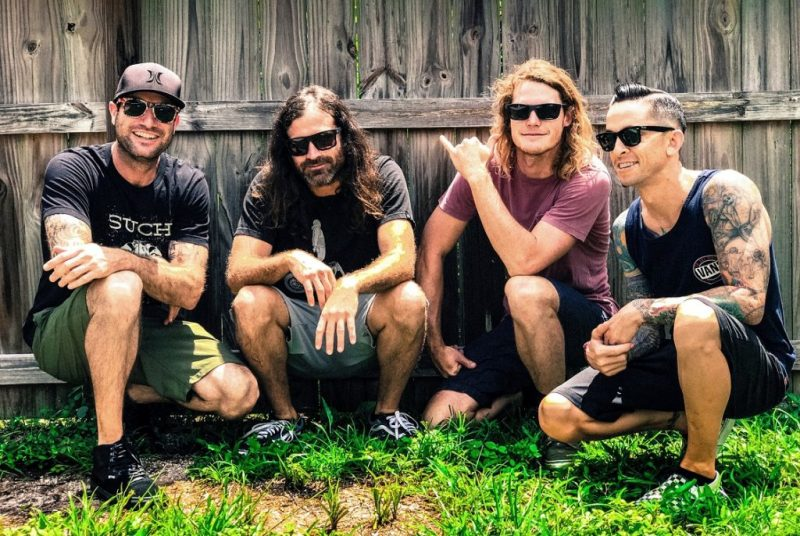 Interview with SLED guitarist Garrett Wadford