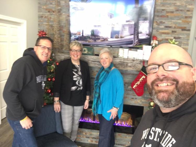 United Way Centraide SD&G Shares Holiday Spirit