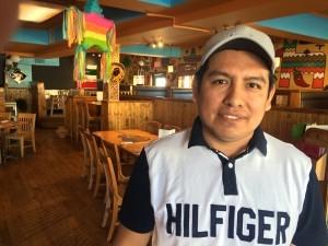 Antolin Juarez at El Amigo Jalapeno.