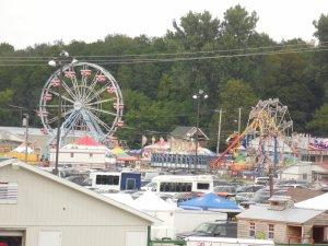 Franklin County Fair @ Franklin County Fair, Malone NY        