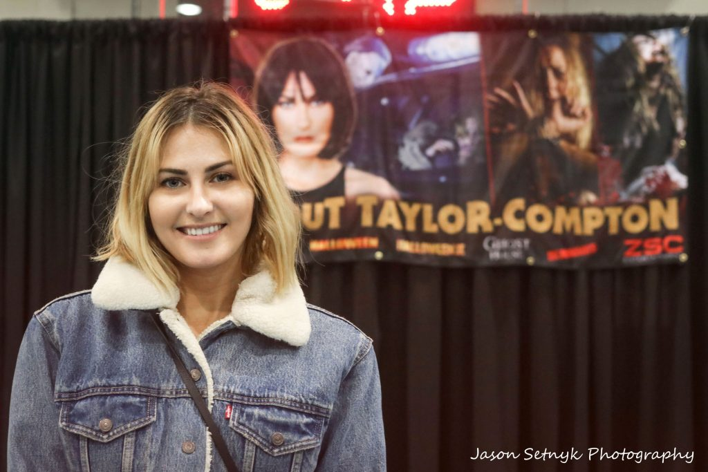 Interview with Halloween movie actress Scout Taylor-Compton